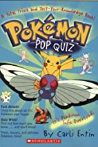 Pokemon: Pokemon Pop Quiz!: A Total Trivia…