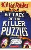 Poskitt, Kjartan: Attack Of The Killer Puzzles