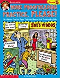 Greenberg, Dan: Funnybone Books: More Proofreading Practice, Please!: Grade 5
