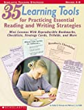 Cerveny, Cathy G.: 35 Learning Tools for Practicing Essential Reading and Writing Strategies