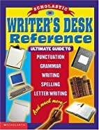 Scholastic Writer's Desk Reference by…