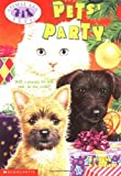 Baglio, Ben M.: Pet's Party (Animal Ark Pets #20)
