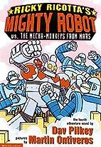 Ricky Ricotta's Mighty Robot vs. The…