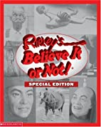 Ripley's Believe It or Not! Special Edition…