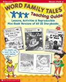 Scholastic: Word Family Tales Teaching Guide