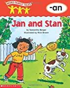 Word Family Tales -an: Jan and Stan by…