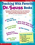 Teaching With Favorite Dr. Seuss Books by…