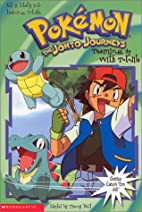 Teaming Up With Totodile by Tracey West