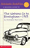 Griffin, Amy: A Reading Guide to the Watsons Go to Birmingham-1963