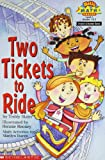 Teddy Slater: Two Tickets to Ride (Hello Reader! Math, Level 3) Grades 1 & 2