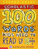 Einhorn, Kama: 100 Words Kids Need to Read by 2nd Grade Workbook