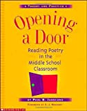 Janezcko, Paul: Opening a Door: Reading Poetry in the Middle School Classroom