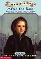 After the Rain: Virginia's Civil War…