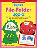 Williams, Rozanne Lanczak: Super File-Folder Books