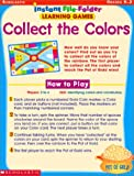 Scholastic: Collect the Colors, Instant File-Folder: Learning Games, Grades K-2