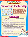Scholastic, Inc. Staff: Snowman Match-Up