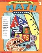 Scholastic Success With Math Workbook Grade…