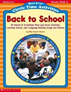 Back to School (Best-Ever Circle Time…