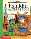 Clark, Brenda: Franklin Wants a Badge