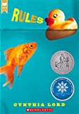 Cynthia Lord: Rules Guided Reading Level S Set of 5