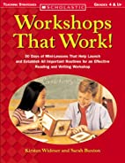 Workshops That Work! by Kirsten Widmer