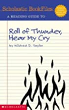 A Reading Guide to 'Roll of Thunder,…