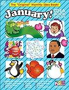 January Idea Book: A Creative Idea Book for…