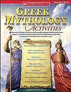 Greek Mythology Activities: Activities to…
