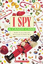 I Spy A Candy Cane (level 1) (Scholastic…