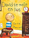 Shannon, David: David se mete en lios: (Spanish language edition of David Gets in Trouble) (Coleccion Rascacielos) (Spanish Edition)