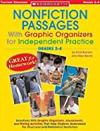 Nonfiction Passages With Graphic Organizers…