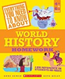 Kelly, Kate: Everything You Need To Know About World History Homework
