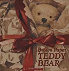 Brown Paper Teddy Bear by Catherine Allison