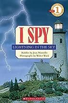 I Spy Lightning in the Sky: Scholastic…