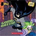 The Batman: Going Batty(Scholastic Readers)…