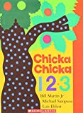 Bill Martin Jr.: Chicka Chicka 1, 2, 3