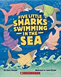 Metzger, Steve: Five Little Sharks Swimming In The Sea
