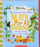 Tang, Greg: Math For All Seasons: Mind-Stretching Math Riddles