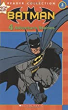 Batman: 4 Adventure Stories (Scholastic…