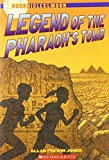 Jones, Allan Frewin: Legend of the Pharaoh's Tomb
