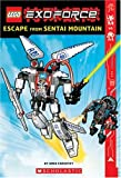 Farshtey, Greg: Escape From Sentai Mountain (LEGO) Exoforce #1