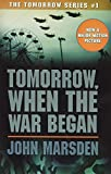 Marsden, John: Tomorrow, When the War Began