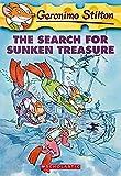 Stilton, Geronimo: The Search for Sunken Treasure (Geronimo Stilton, No. 25)