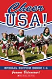 Jeanne Betancourt: Cheer USA! Special Edition Books 1-4