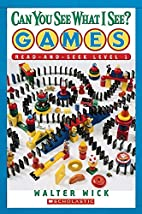 Can You See What I See? Games by Walter Wick