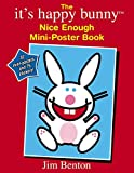 Benton, Jim: It's Happy Bunny Mini Poster Book