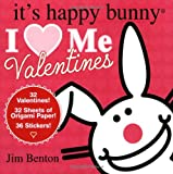 Benton, Jim: It's Happy Bunny: I (Heart) Me: Valentines