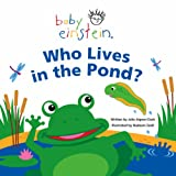 Aigner-Clark, Julie: Who Lives in the Pond