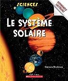 Le Systeme Solaire (Apprentis Lecteurs)