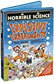 Arnold, Nick: Explosive Experiments Book and Card Pack (Horrible Science)